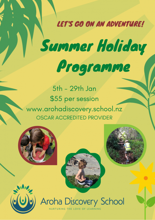 2021 Summer Holiday Flyer Pg1